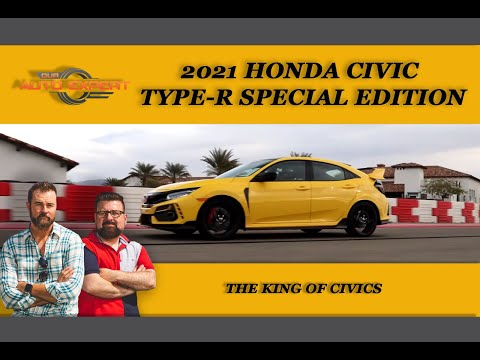 2021 Honda Civic Type R Special Edition
