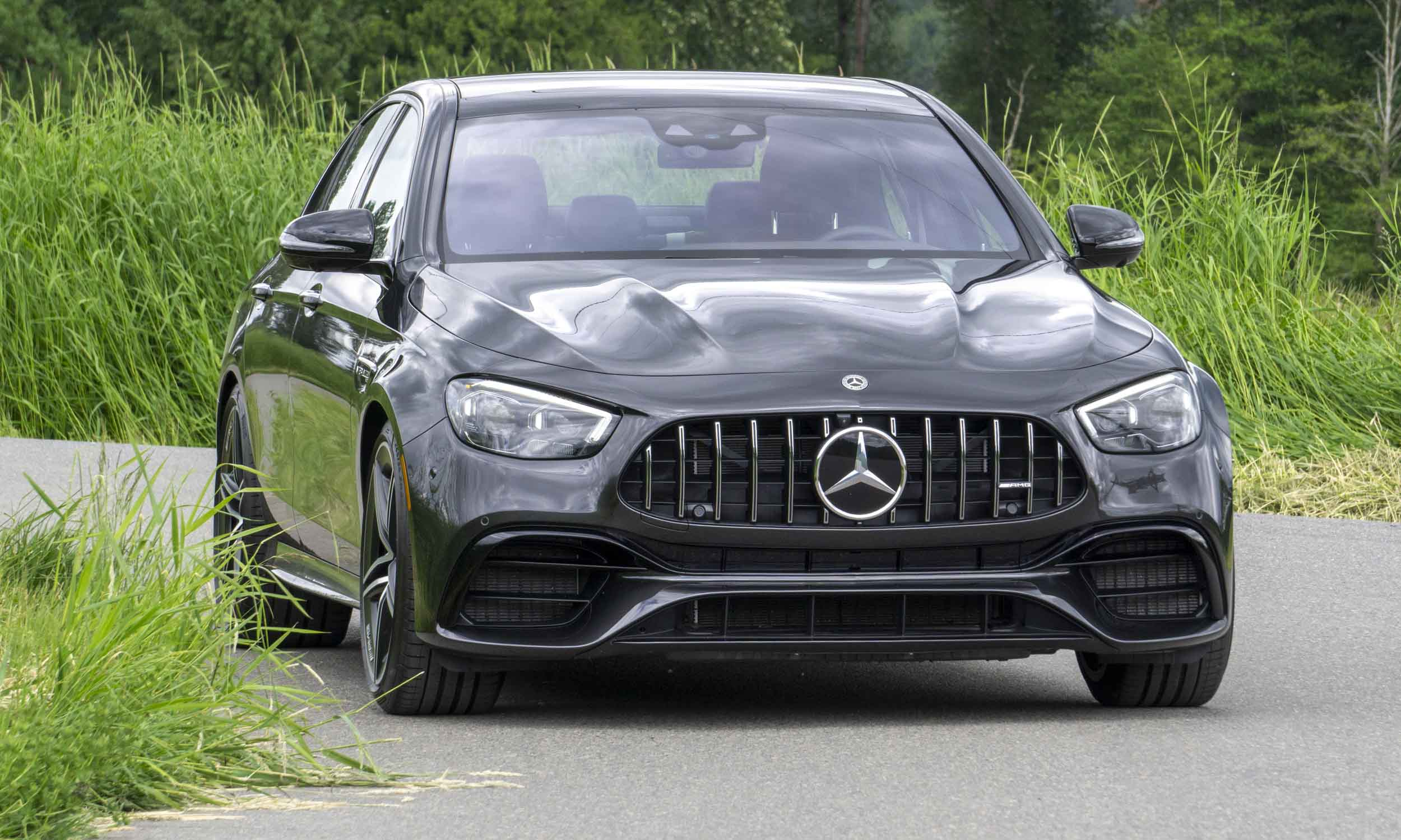 2021 MercedesAMG E 63 S German Muscle Car Reviewnbsp