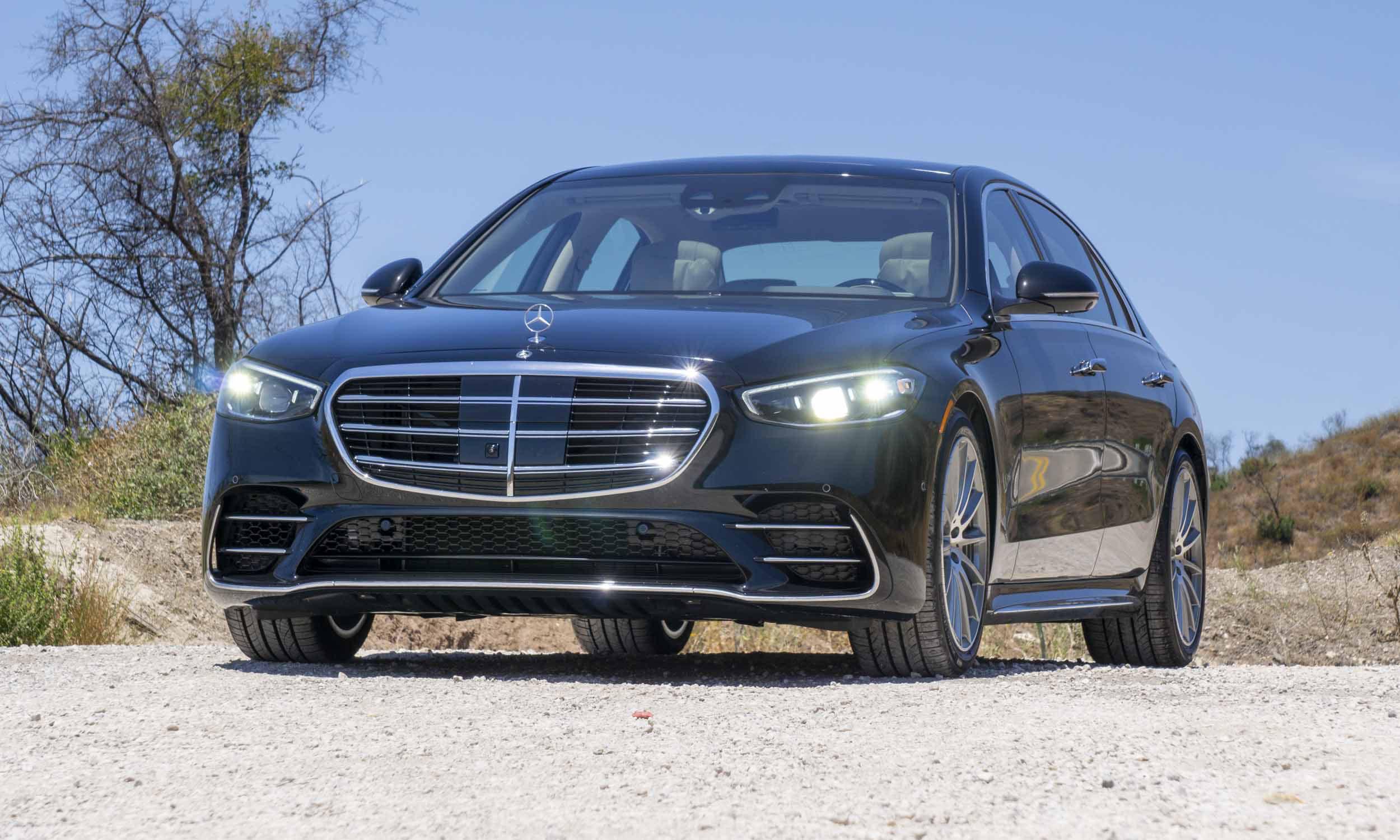 2021 MercedesBenz SClassnbsp