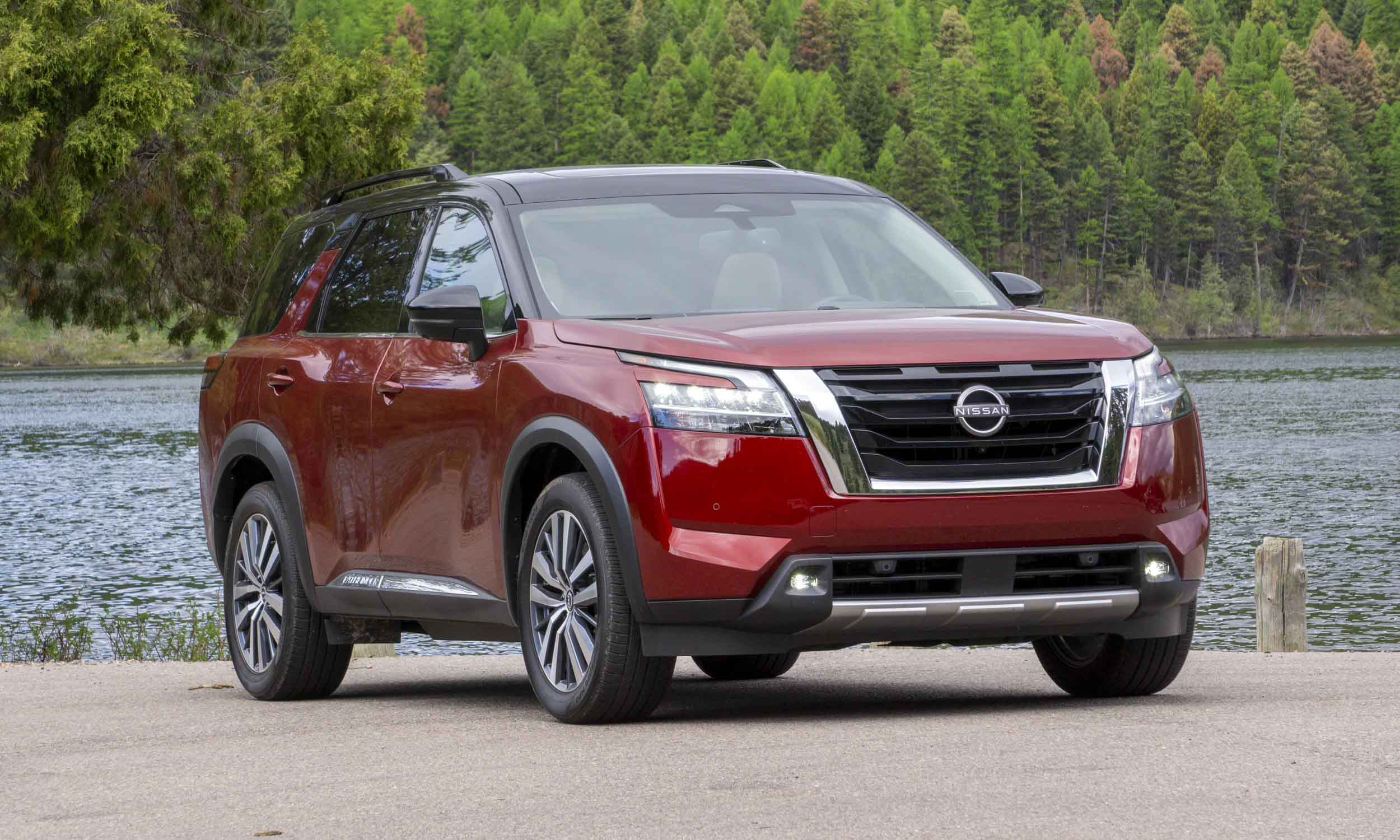 2022 Nissan Pathfinder: First Drive Review