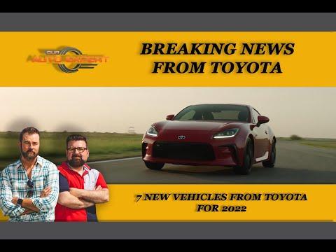 Toyota Confidential