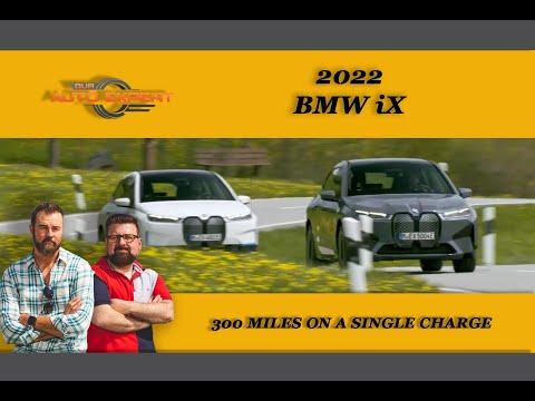 2022 BMWiX