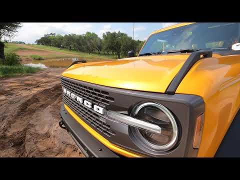 Ford Bronco 2021nbsp