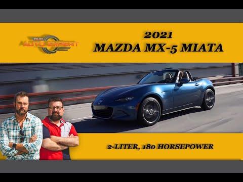 2021 Mazda MX 5 Miata