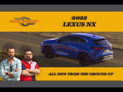 2022 Lexus NXnbsp
