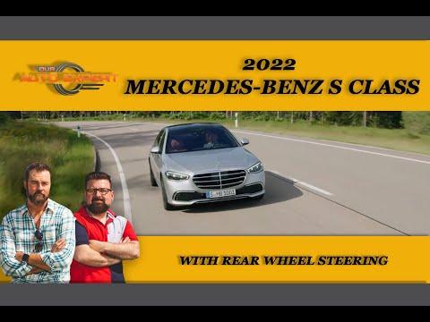 2022 Mercedes Benz S Class
