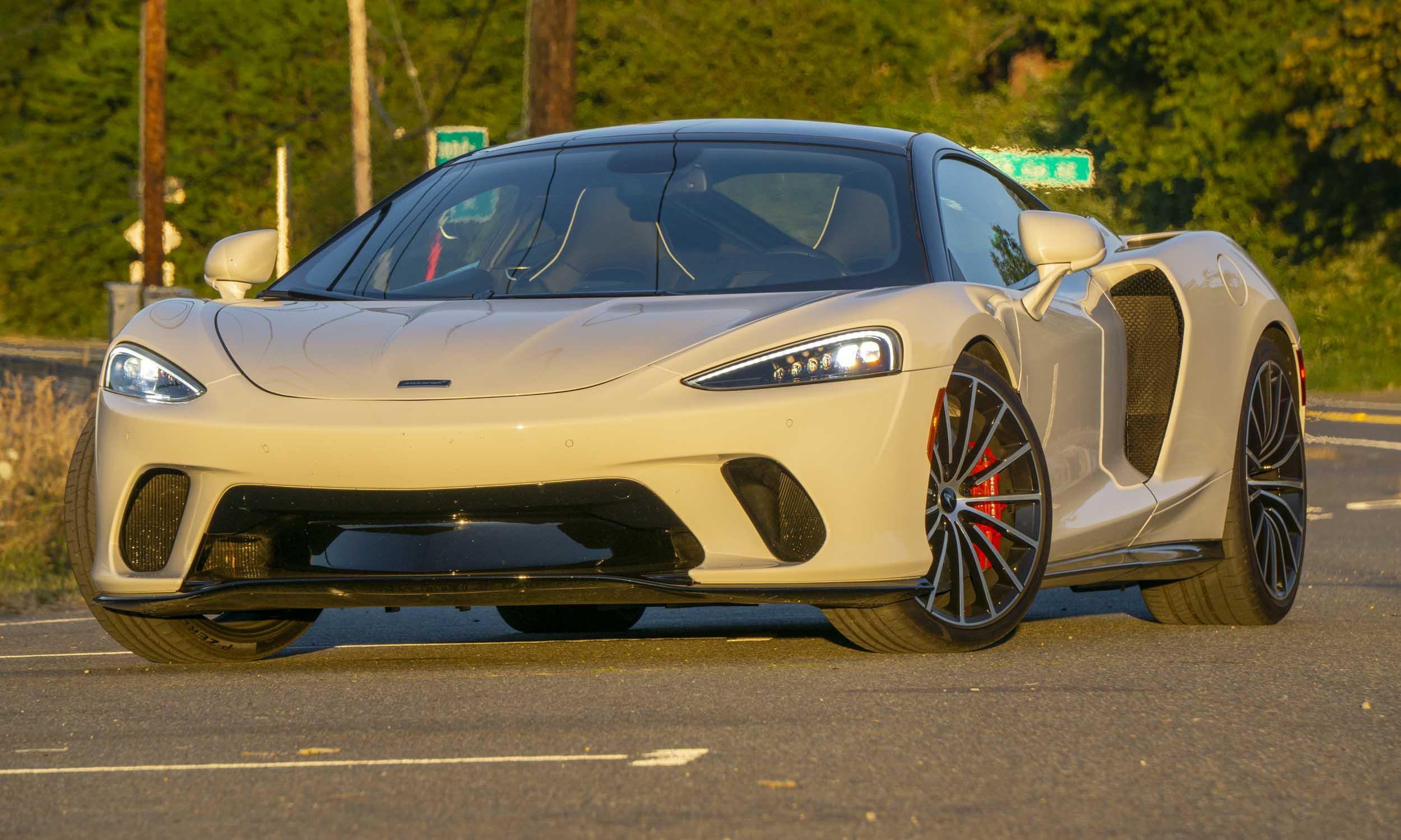 2021 McLaren GT Review: The Civilized Supercar