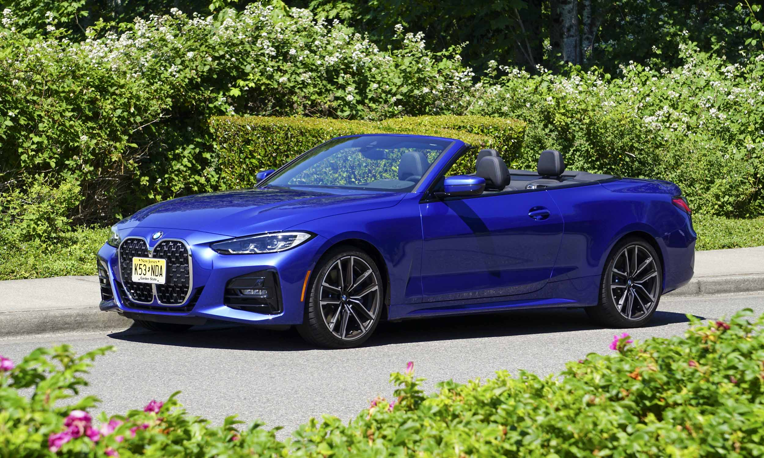 2021 BMW 430i Convertible: Review