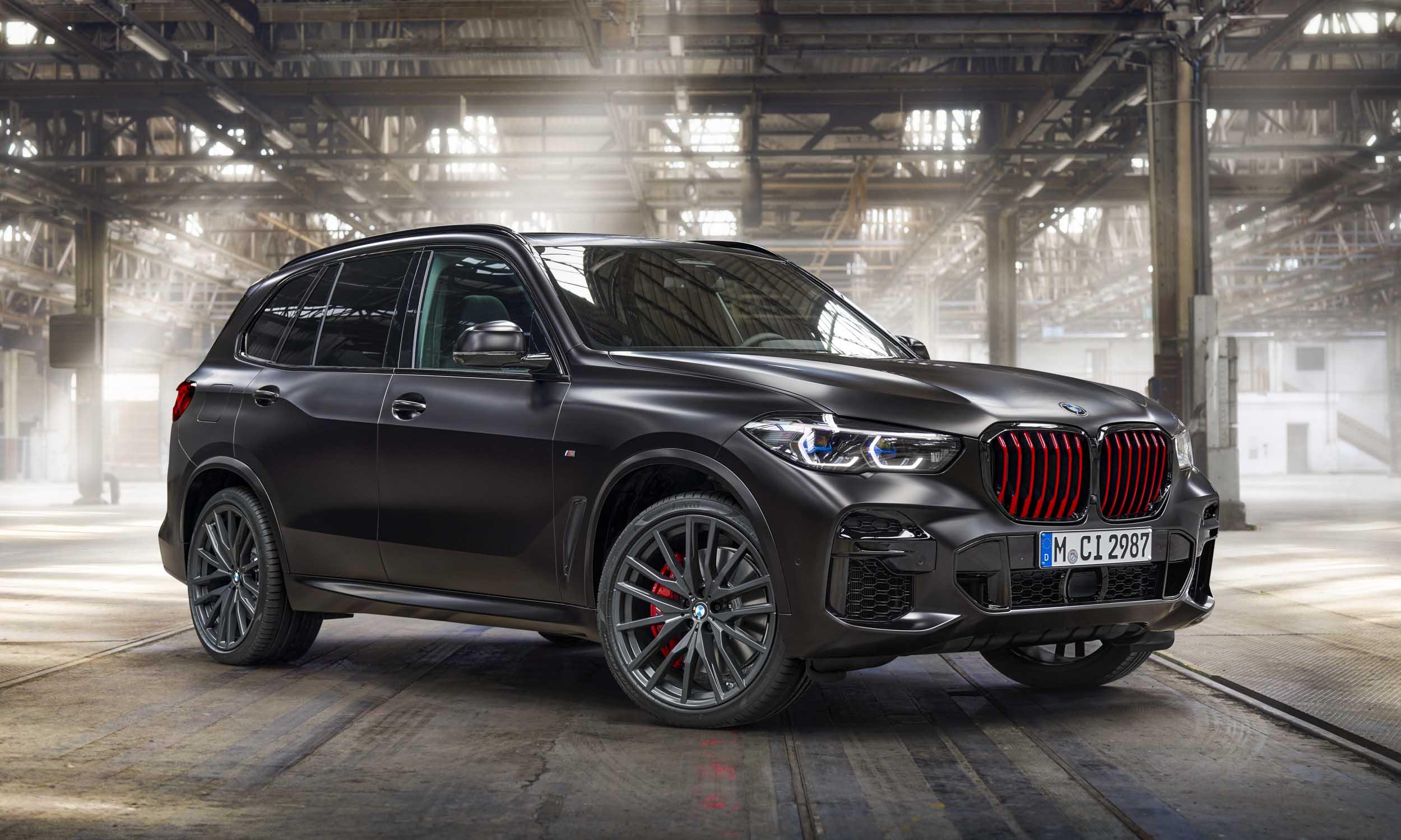 2022 BMW X5 Black Vermilion Edition: First Look