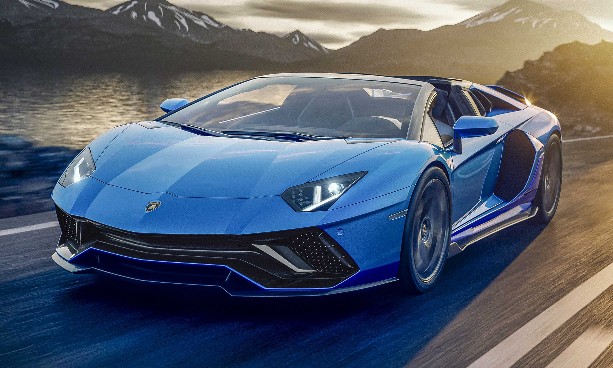 Lamborghini Aventador Ultimae — Last of the V12 Lambos?