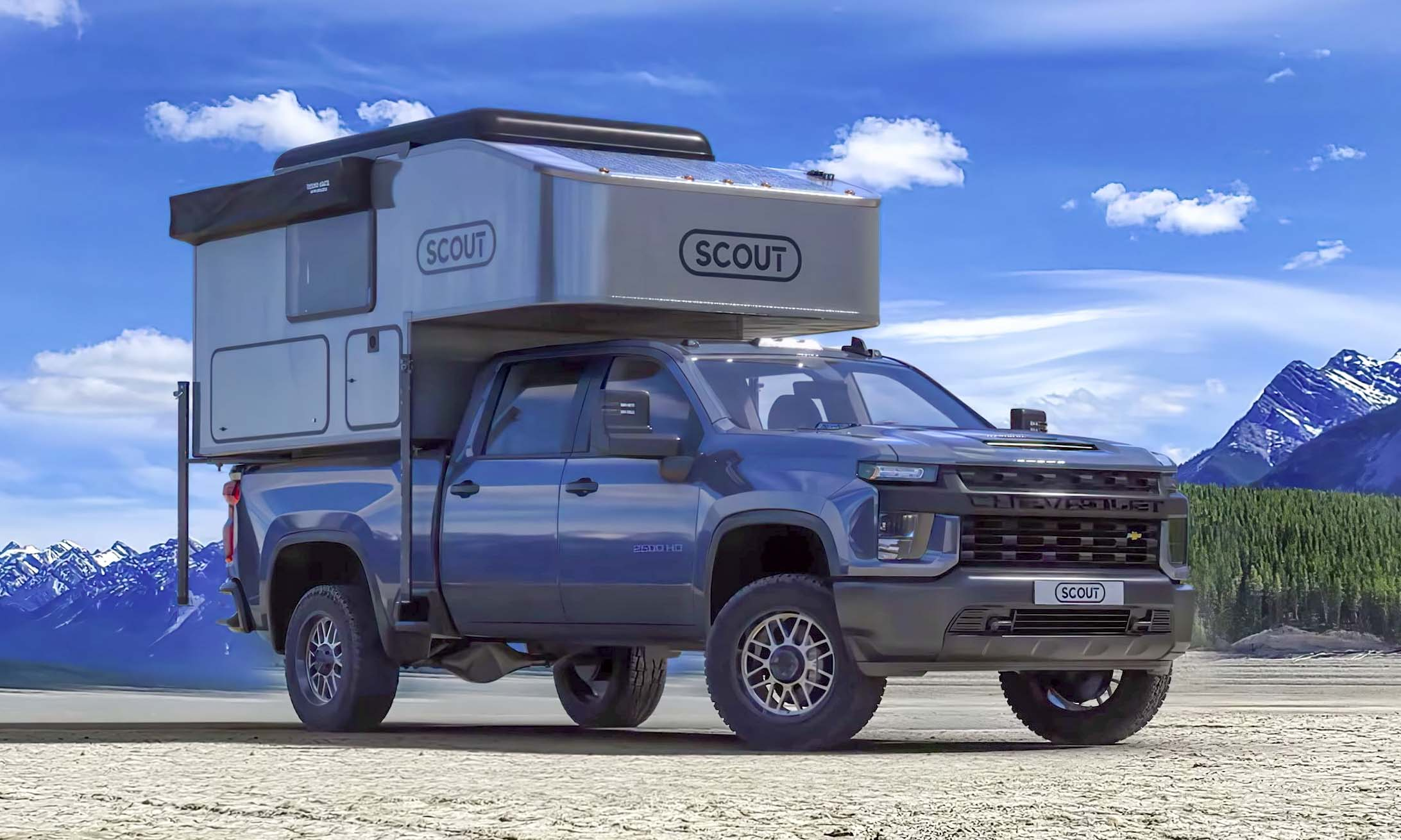 Amazing Truck Campers Turn Pickups Into Instant RVsnbsp