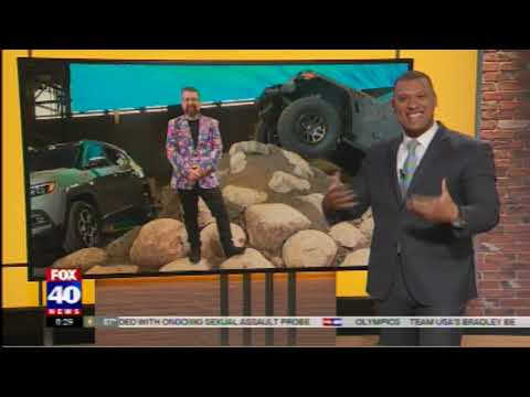 Our Auto Expert Live New Vehicles at the Chicago International Auto Show KTXL Fox 40nbsp