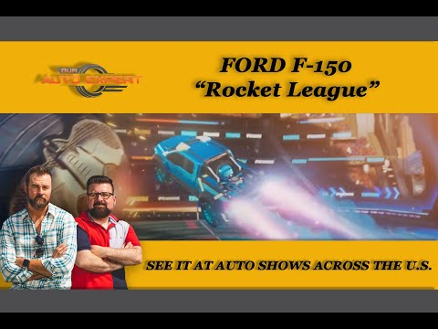 Ford F 150 Rocket League