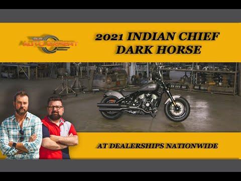 2021 Indian Chief Dark Horsenbsp