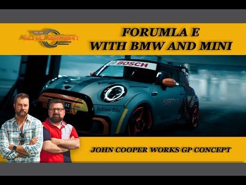 Formula E with BMW and Mini