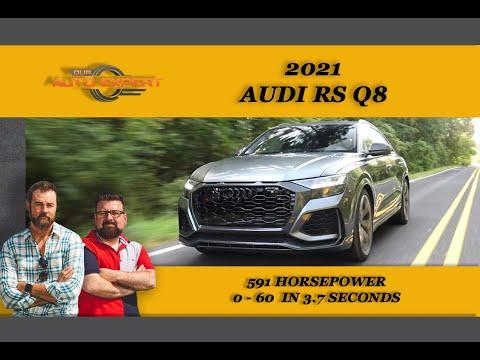2021 Audi RS Q8nbsp