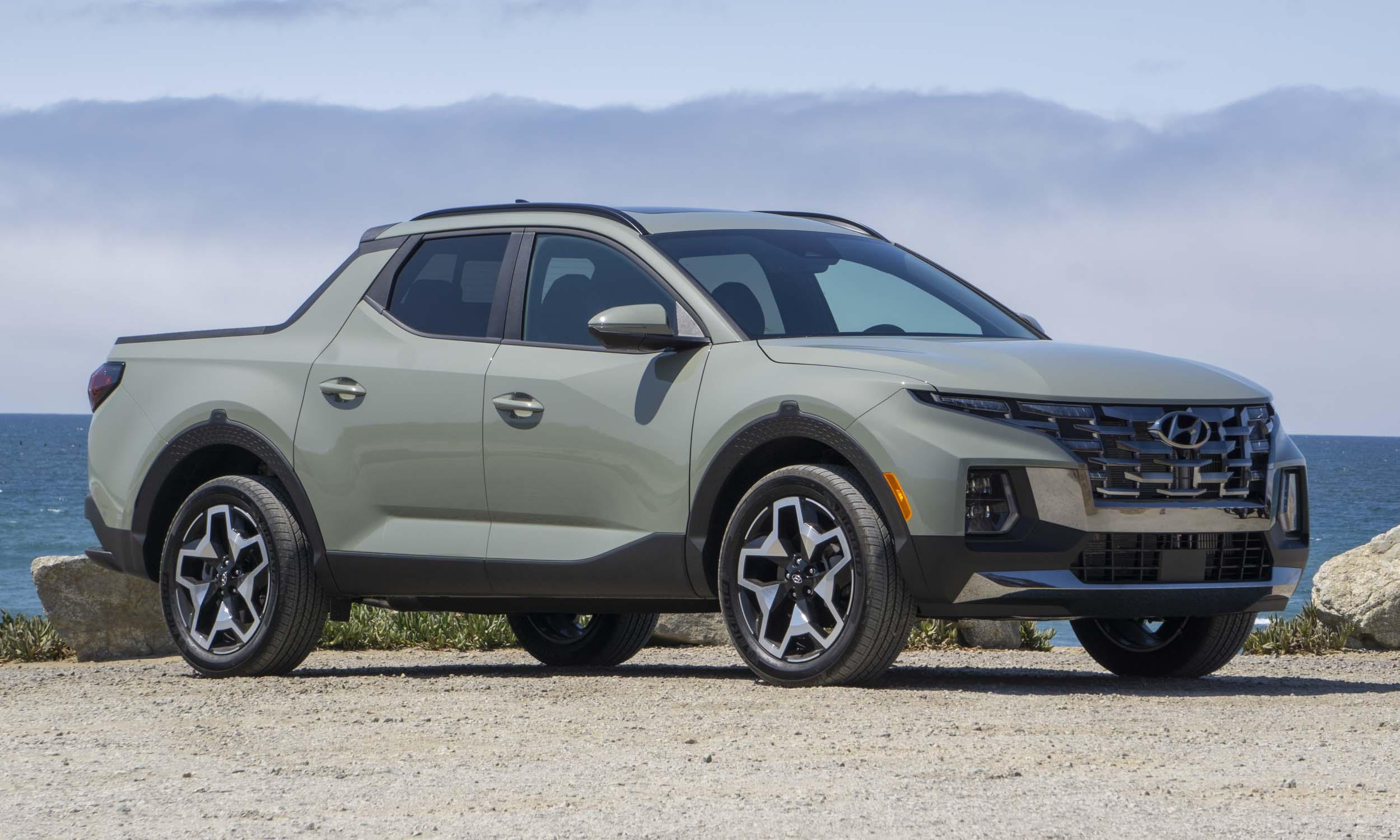 2022 Hyundai Santa Cruz: First Drive Review