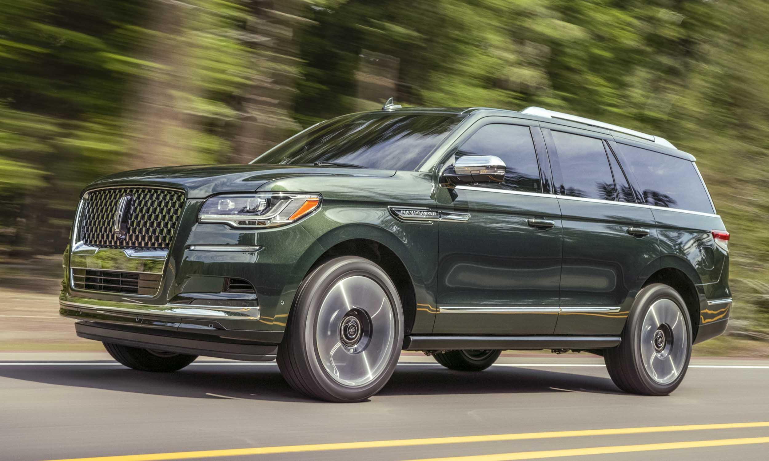 2022 Lincoln Navigator Big on Tech Luxurynbsp