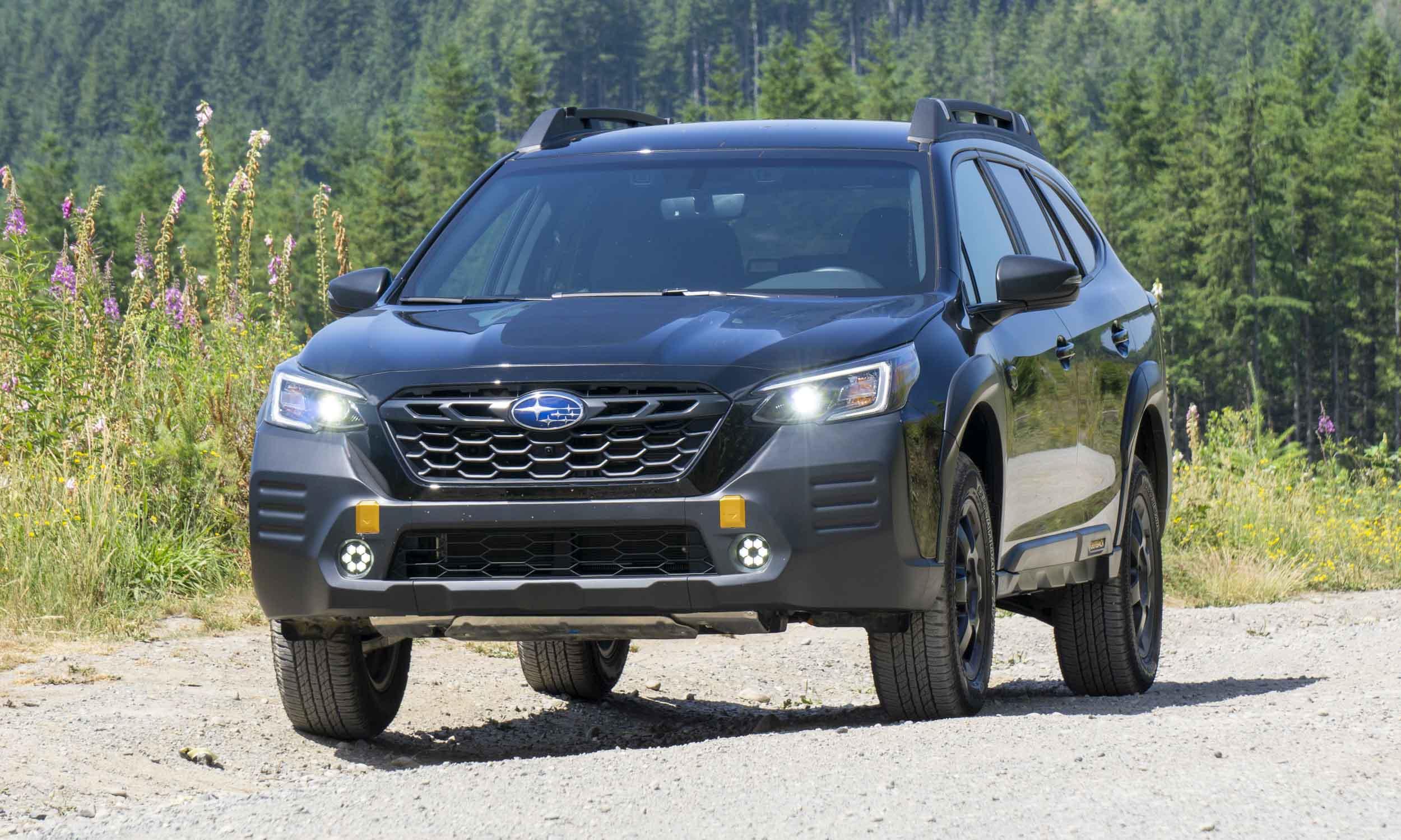 2022 Subaru Outback Wilderness Reviewnbsp