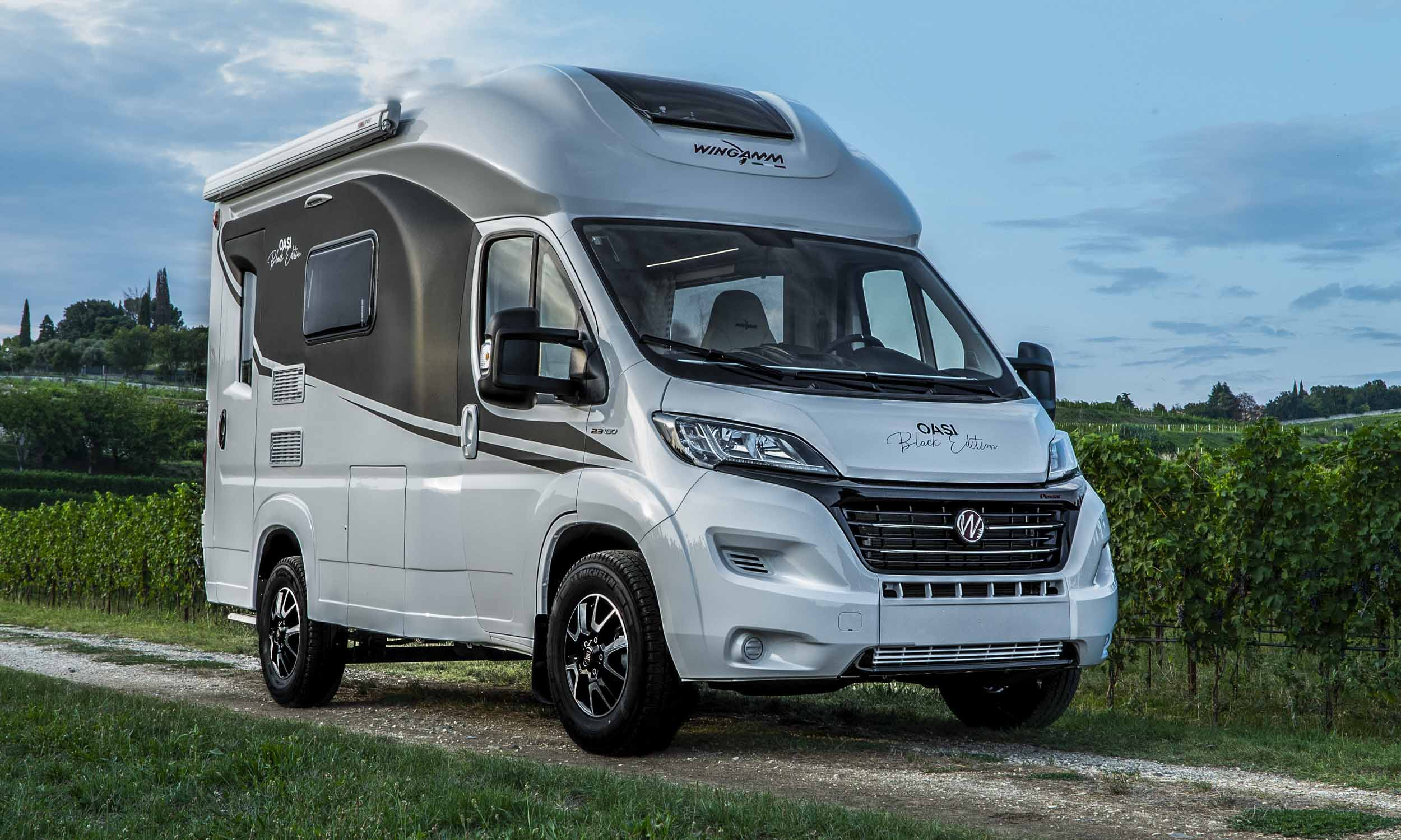 Wingamm Oasi 540 Compact RV Coming to Americanbsp