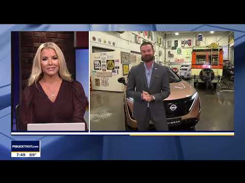 Our Auto Expert Live New Vehicles Debut WJBK Fox 2nbsp