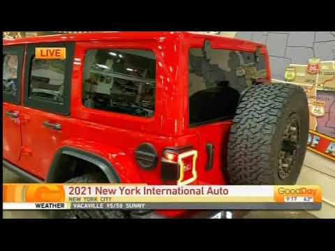 Our Auto Expert Live New Vehicles Debut KMAX CW 31nbsp