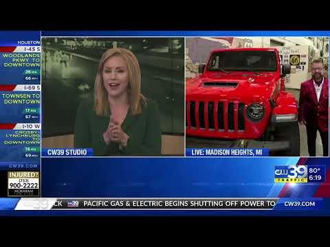 Our Auto Expert Live New Vehicles Debut KIAH CW 39 2nbsp