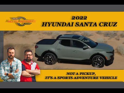 2022 Hyundai Santa Cruznbsp