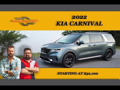 2022 Kia Carnival