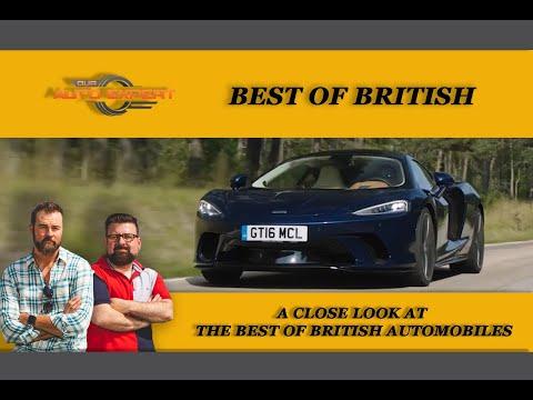 best British cars of the yearnbsp