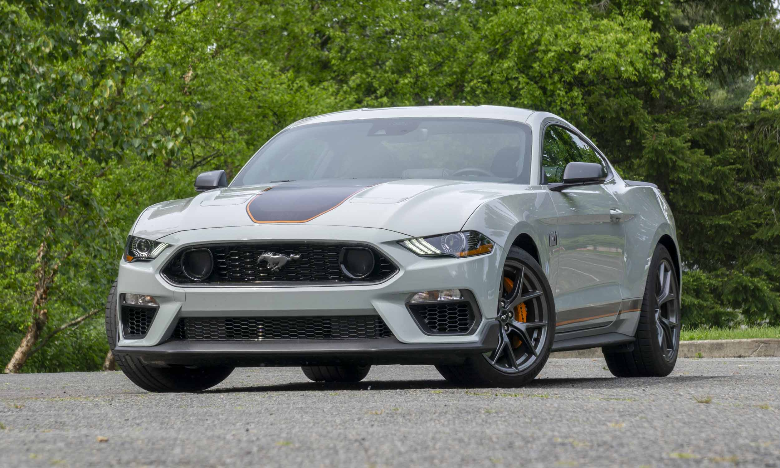 2021 Ford Mustang Mach 1 Review Performance and Stylenbsp