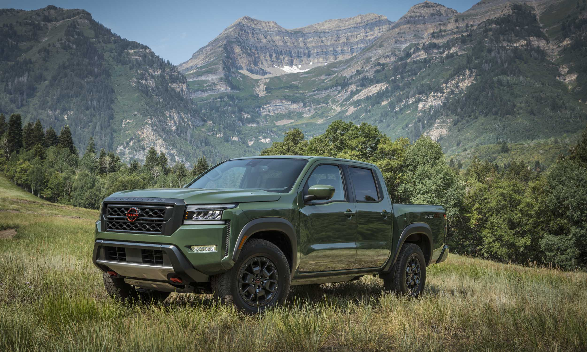 2022 Nissan Frontier: First Drive Review