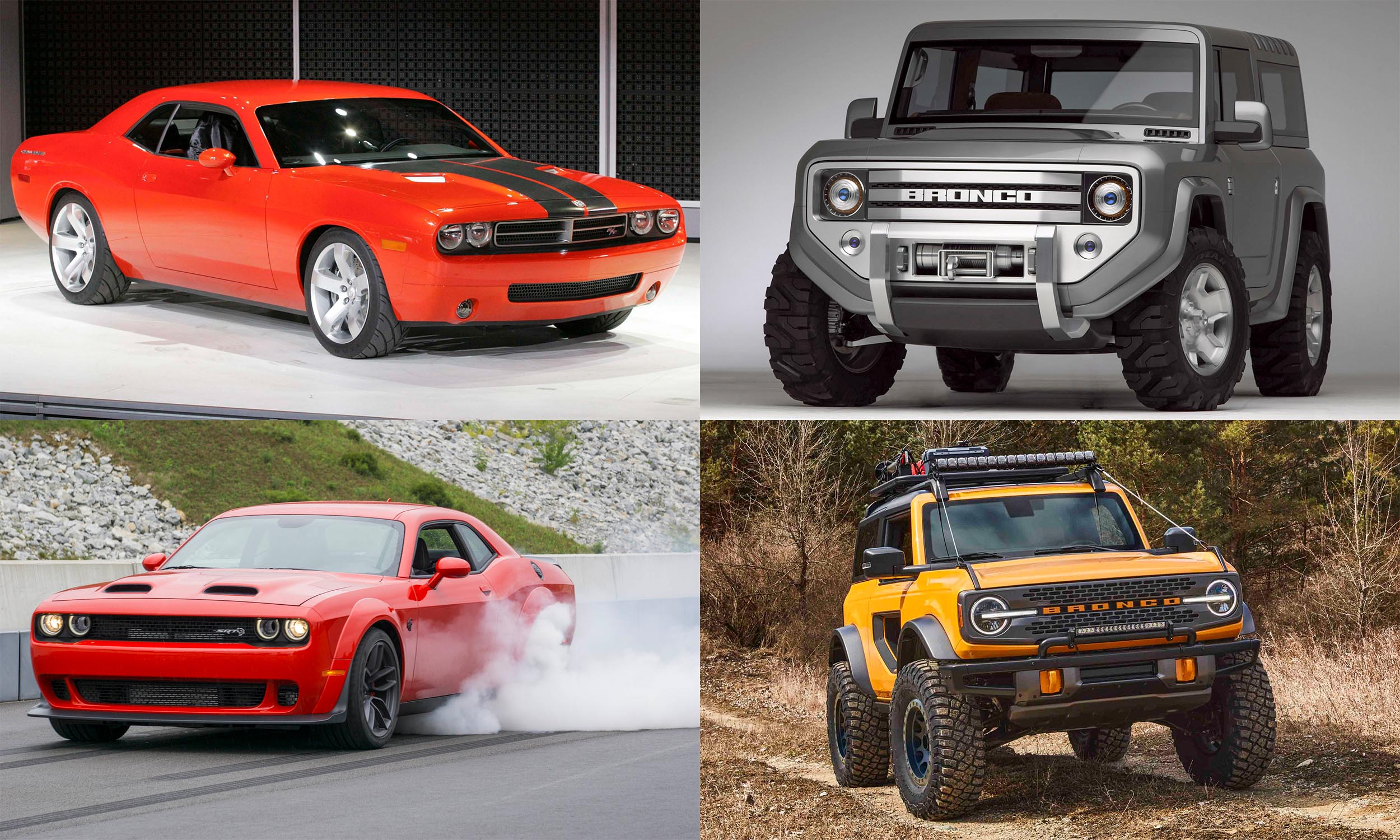 Stunning Concept Cars That Went From Fantasy to Reality