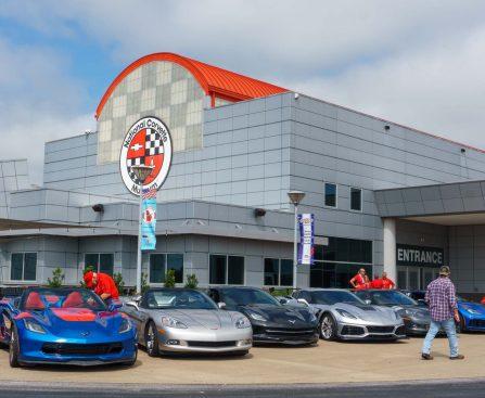 The 'Vette Set: Inside the National Corvette Museum