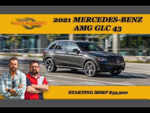 2021 Mercedes Benz AMG GLC 43