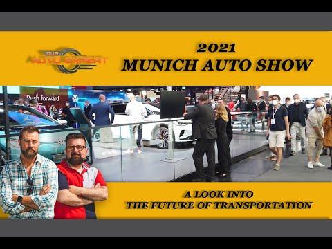 2021 Munich Auto Show