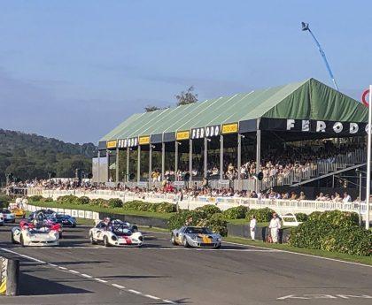 2021 Goodwood Revival Racing to Yesteryearnbsp