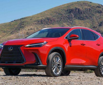 2022 Lexus NX First Drive Reviewnbsp