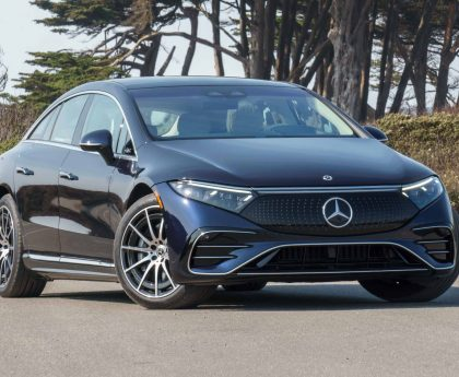 2022 MercedesEQ EQS First Drive Reviewnbsp