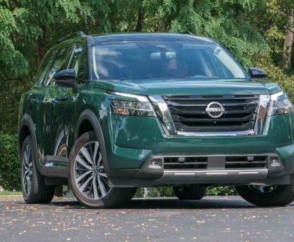 2022 Nissan Pathfinder Reviewnbsp