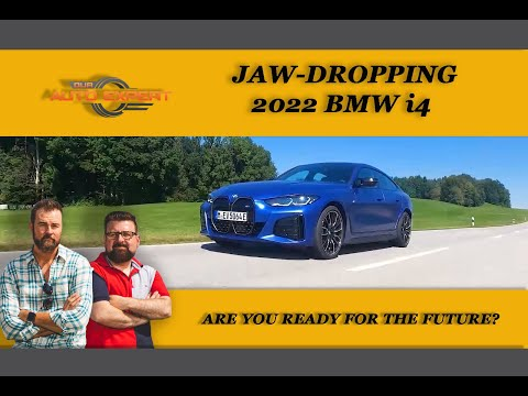 JawDropping 2022 BMW i4 All Electricnbsp