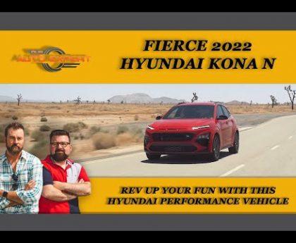 Fierce 2022 Hyundai Kona Nnbsp