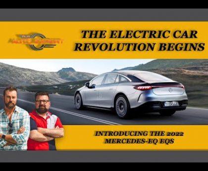 The Electric Car Revolution Beginsnbsp